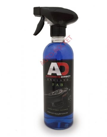 Autobrite Direct - Fab Upholstery Carpet & Dash, Spray All Purpose Cleaner 500ml